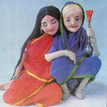 Dolls and Toys of Bangladesh