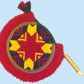 Nakshi Pankha – Embroidered Hand Fan