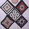 Applique, Patchwork, Quilting, Cutwork