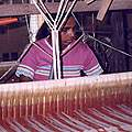 Handloom Weaving of Sri Lanka