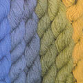 Natural Dyeing with Plant and Mineral Matter