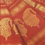 Kanjeevaram Silk Saris of Tamil Nadu