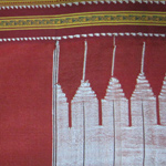 Ilkal Sari Weaving of Karnataka