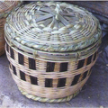 Ringaal Basketry of Almora, Uttarakhand