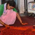 Pichhaura/Ceremonial Grament of Almora, Uttarakhand
