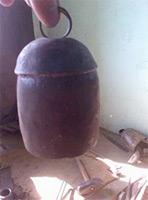 Enchanting Copper coated Iron (Metal) Bells of Gujarat, India