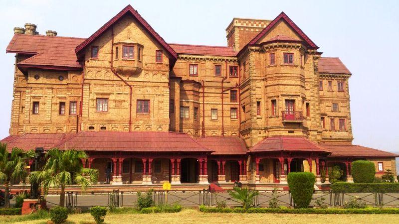 Amar Mahal Museum & Library