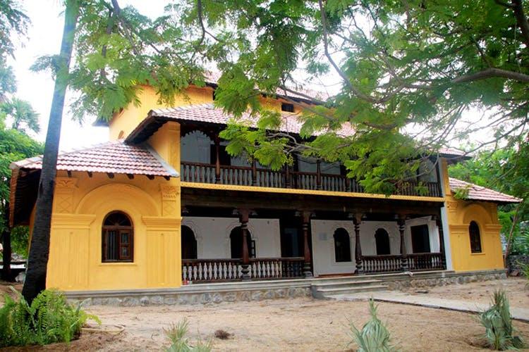 DakshinaChitra Heritage Museum