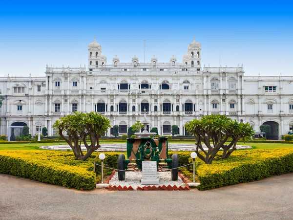 H.H. Maharaja Jiwaji Rao Scindia Museum