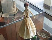 Dolls made of Corn leaf