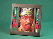 New design photo frame with small spear