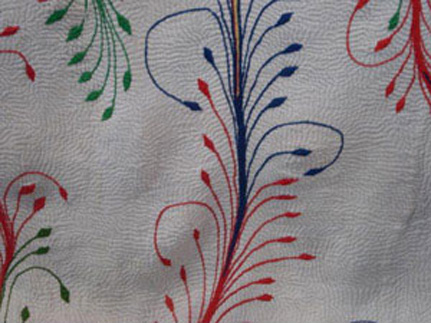 Semiotic Study of The Motifs in Nakshi Kantha