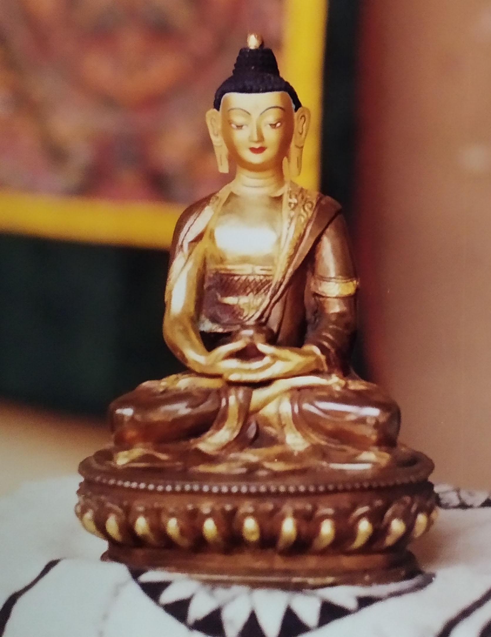 Ku-Buddhist Figurines of Sikkim