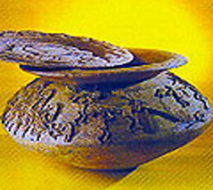 Coconut Shell Carving of West Bengal