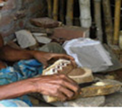 Block Makers of Bora, West Bengal