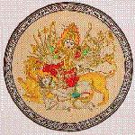 Mysore Chada Ganjifa