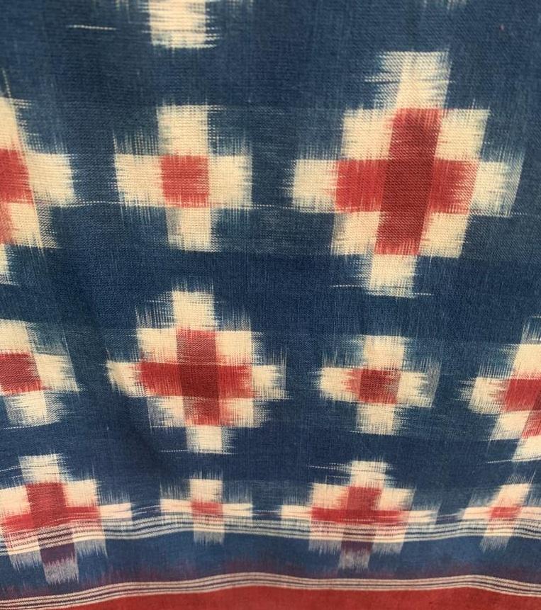 Yarn Tie-Dye Weaving/ Ikat of Telangana