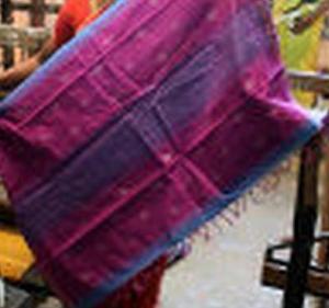 Aloe-vera Fibre Saris