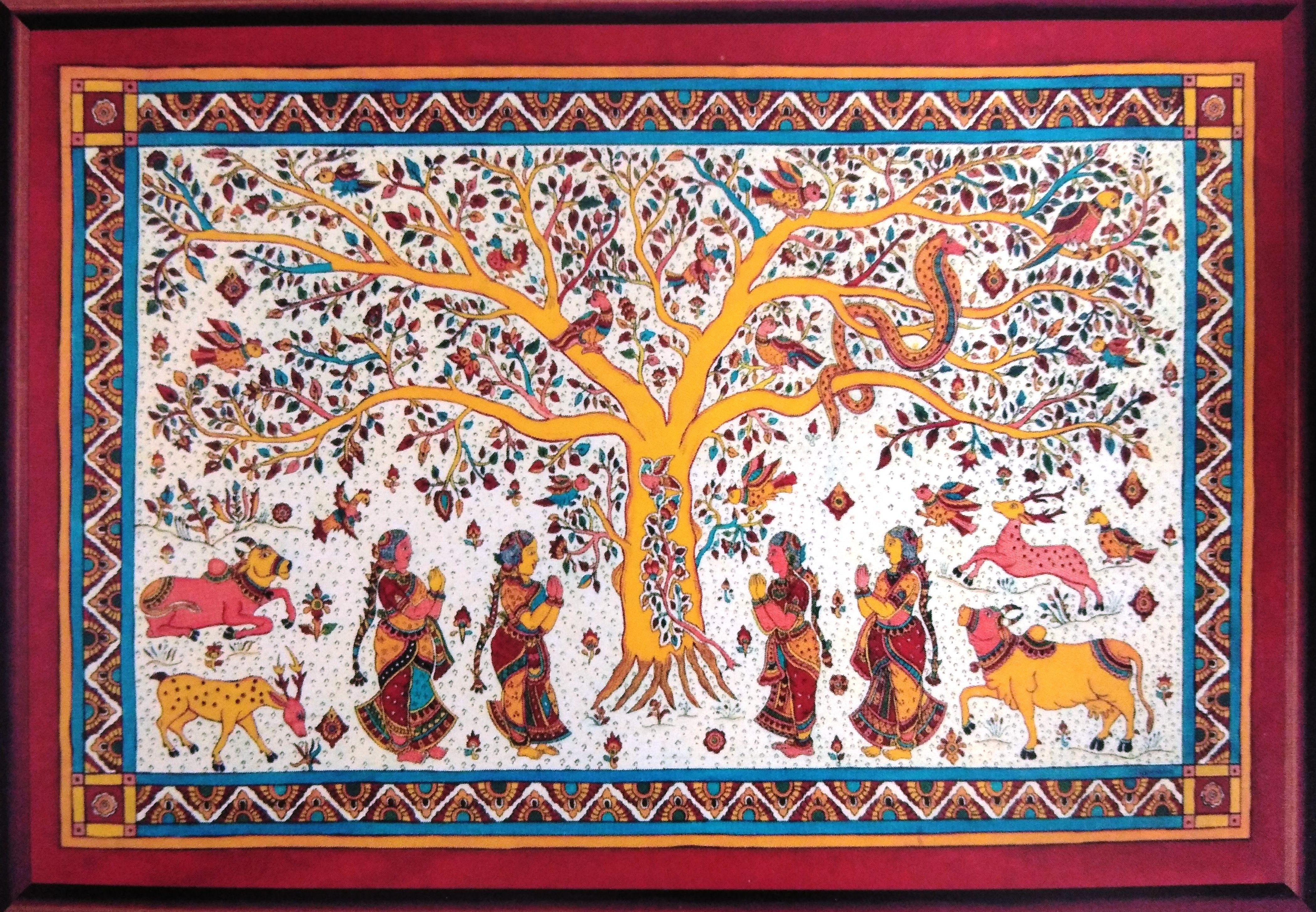 Kalamkari Textile