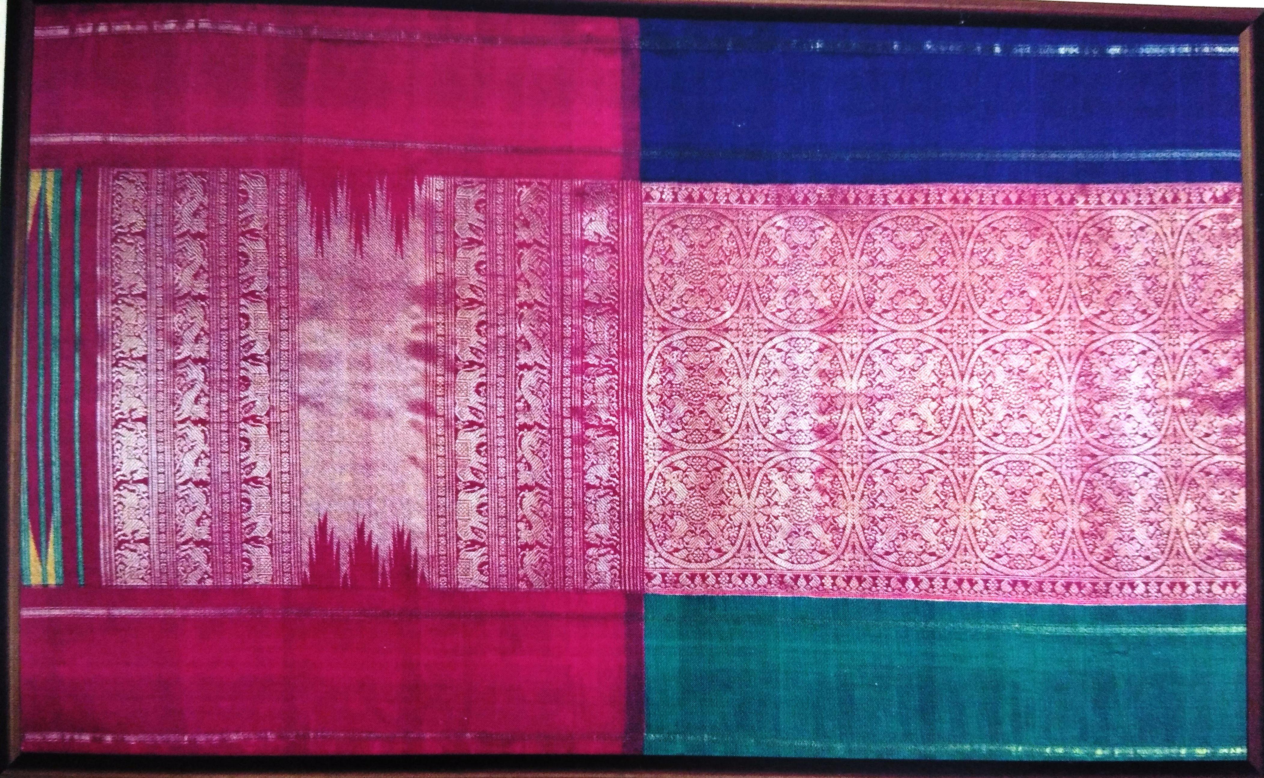Kanchipuram Sari