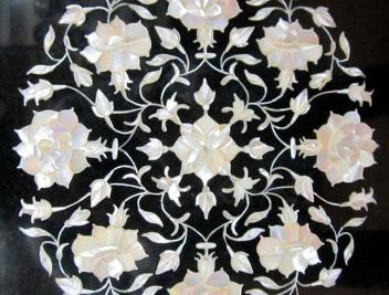 Seep-Ka-Kaam/ Mother-of-Pearl Work of Rajasthan
