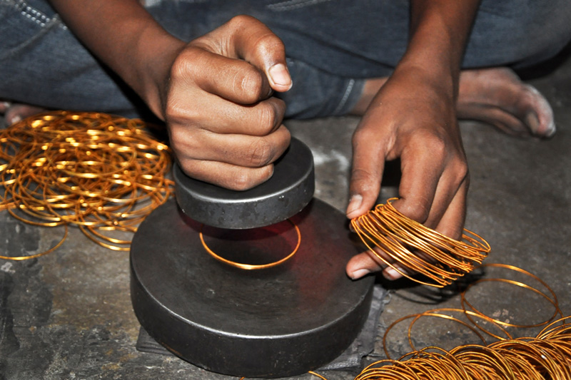 Bangle Making