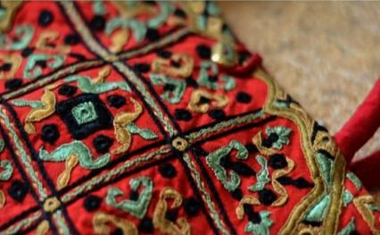 Meghwal Embroidery of Rajasthan
