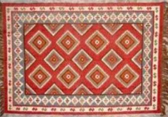 Panja Dhurrie and Carpet Weaving of Rajasthan