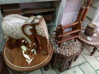 Carved and Turned Wood Work of Punjab