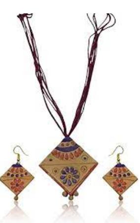 Terracotta Jewellery and Jewelled Objects of Odisha