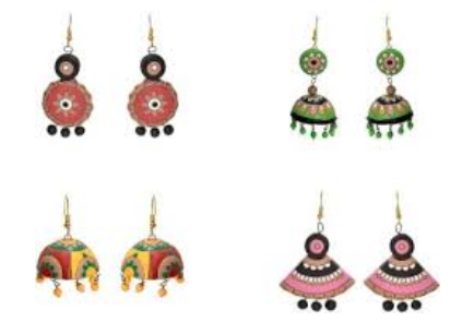 Terracotta Jewellery and Jewelled Objects of Jharkhand