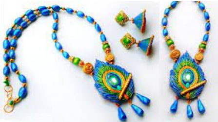 Terracotta Jewellery and Jewelled Objects of Haryana