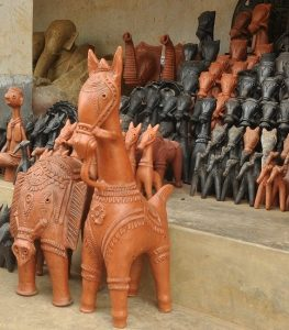 Terracotta of West Bengal