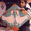 Paper Kites of India