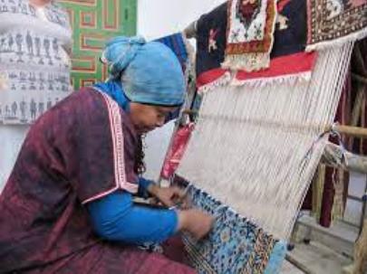 Wool – Spinning, Weaving, Knitting of Uttarakhand