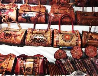 Leather Craft of Tamil Nadu