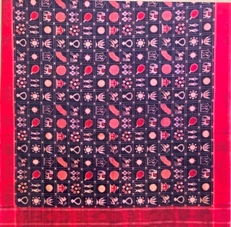 Teila Rumal/Ikat Weaving of Andhra Pradesh