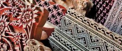 Block Making in Wood for Hand Printing of Ujjain, Madhya Pradesh