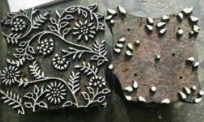 Block Making in Wood for Hand Printing of Uttar Pradesh