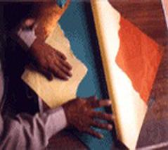 Kite Making Taught By National Award Winner Asif Mian