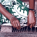 Madur/Golden Grass Mat Weaving of West Bengal