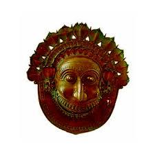 Metal Bhuta Masks of Udupi, Karnataka