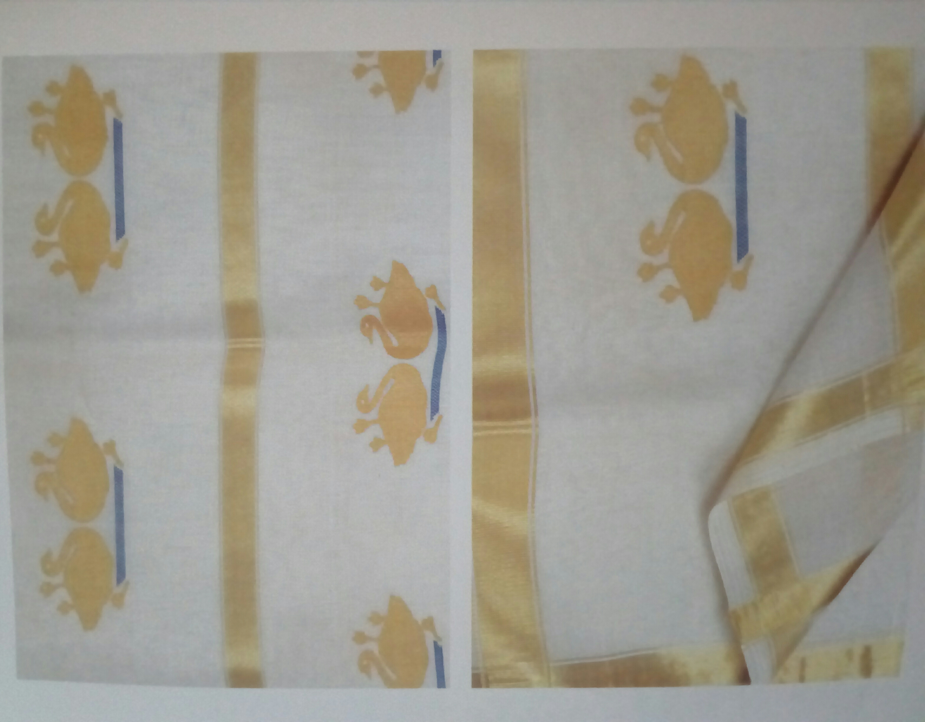 Balarampuram Saree of Thiruvananthpuram, Kerala