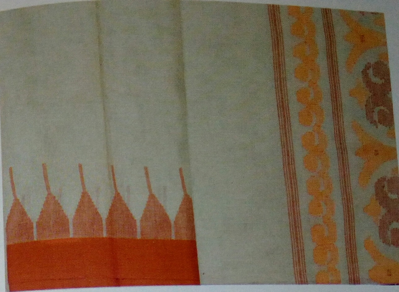 Silk Wangkhei Weaving of Manipur