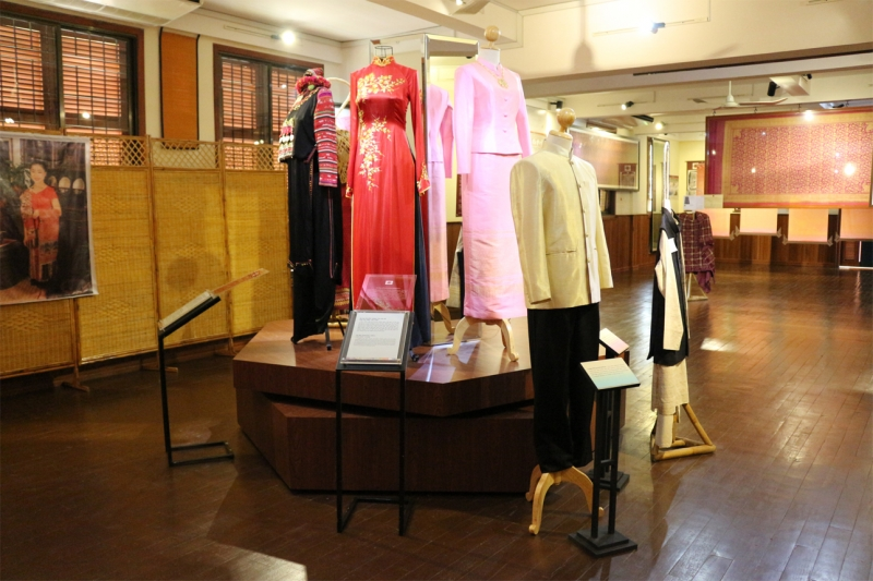 MGC Asian Traditional Textiles Museum (Cambodia)