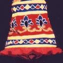 Thoranams/Appliqué Embroidery of Pondicherry
