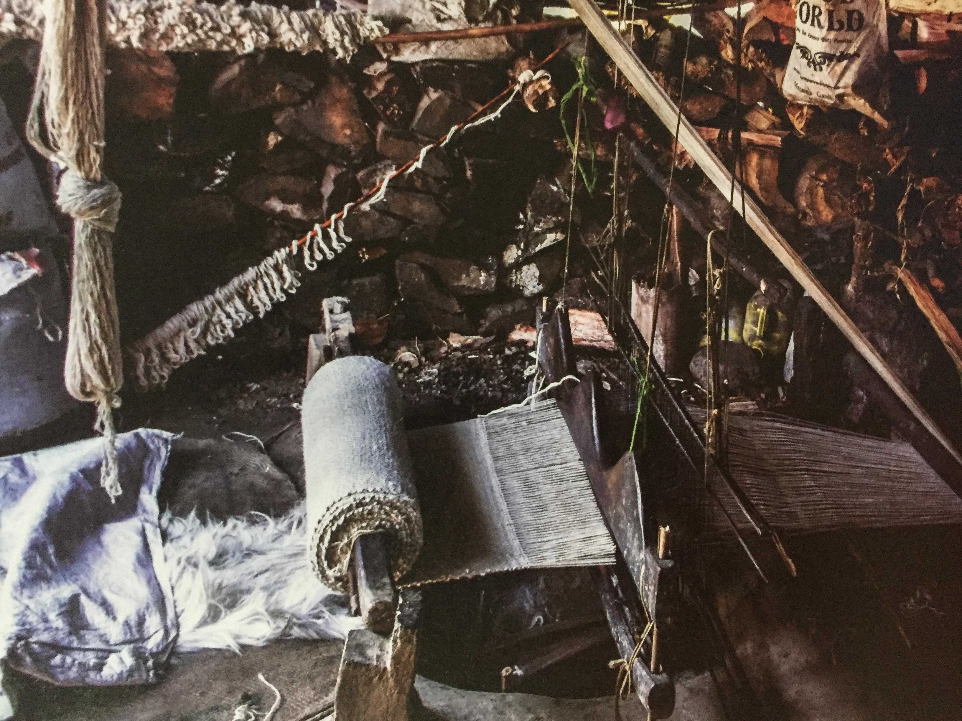 Sheep, Yak, Wool Weaving of Uttarakhand