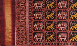Ikat/Bandha of Gujrat