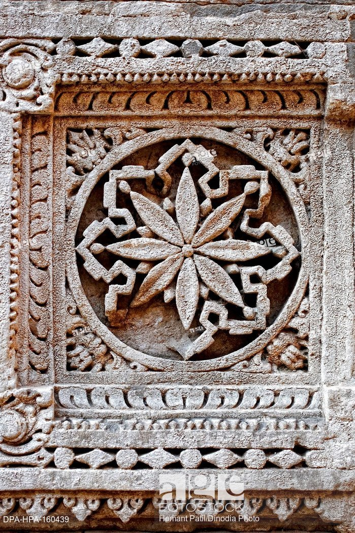 Architecture Stone Carving of Saurashtra, Gujarat