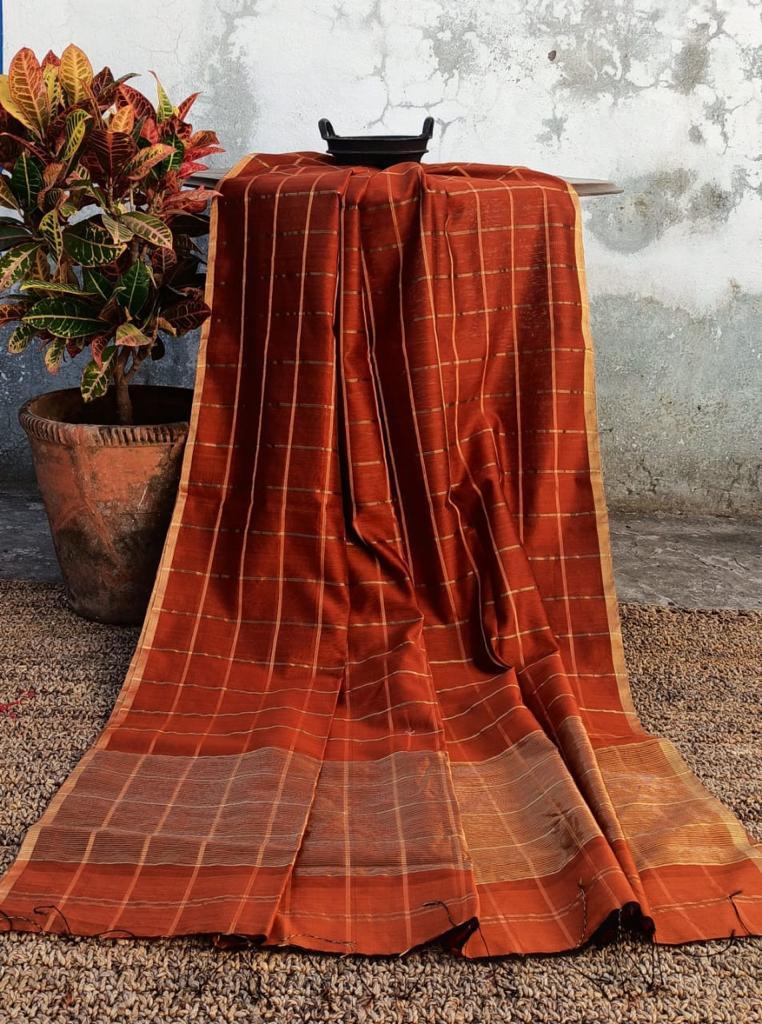 Maheshwari Weaving of Madhya Pradesh